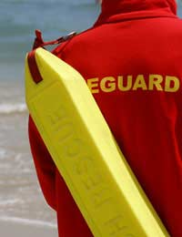 Junior Baywatch Lusty Glaze Sea Coast