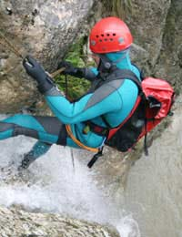 Canyoning Safety