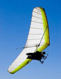 Hang Gliding Sport Aviation Safety Pilot