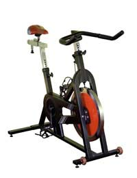 Indoor Cycling: Spinning