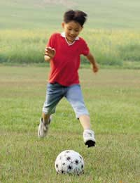 Children And Sport - When To Begin