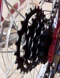 Brake Cables Tyres Nuts And Bolts Chain