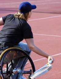 Wheelchair Sport Safety Players